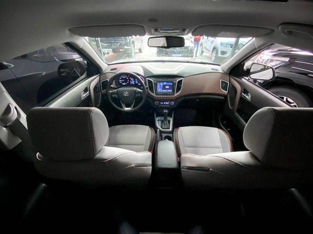 CRETA 2019/2020 2.0 16V FLEX PRESTIGE AUTOMÁTICO - Foto 10