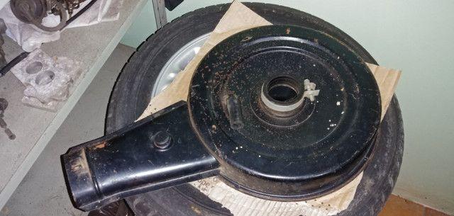 Carburador 3e, h30 34 BLFA, miniprogressivo. Coletor chevette, mufla - Foto 16