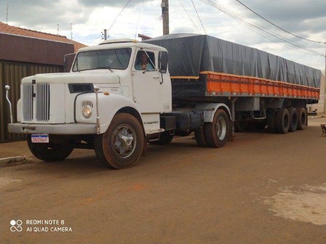 Caminhão escania - Foto 8