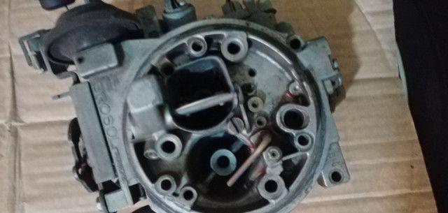 Carburador 3e, h30 34 BLFA, miniprogressivo. Coletor chevette, mufla - Foto 9