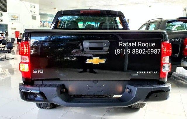 Nova Chevrolet S10 LT 2.8 Diesel 2022! - Foto 7