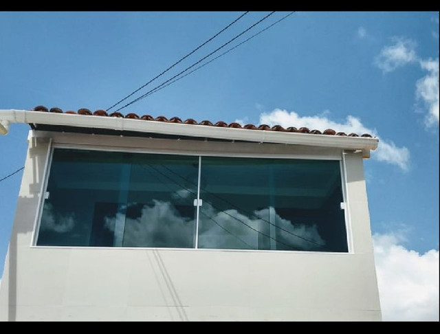 FECHAMENTO DE VARANDA EM VIDRO BLINDEX - Foto 6