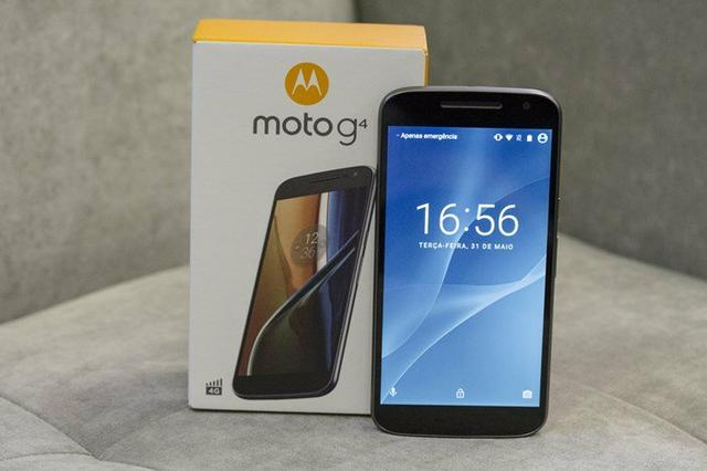 Moto G4 16Gb 4G Android 7.0