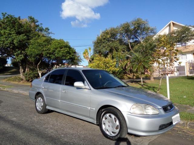 Perfect Honda Civic 1998 Completo