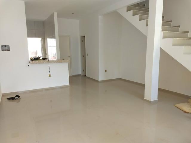 Casas duplex no Eusébio, 3 quartos 4 vagas fino acabamento - Foto 4
