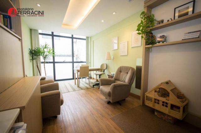 Sala à venda, 31 m² por r$ 300.000 - são joão - porto alegre/rs - Foto 9