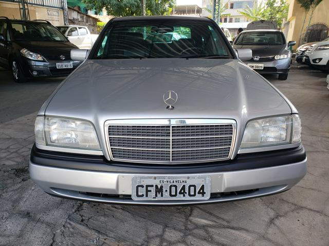 Mercedes C180 manual