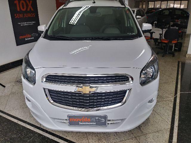 Gm - Chevrolet Spin LTZ 1.8 16/17