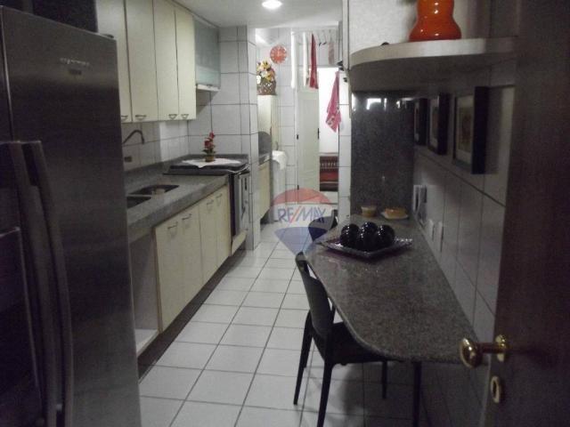 Apartamento residencial à venda, Boa Viagem, Recife. - Foto 7