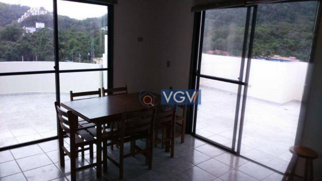 Vendo apartamento de cobertura de 161m² , aceito permuta por casa de condomínio em campos  - Foto 17