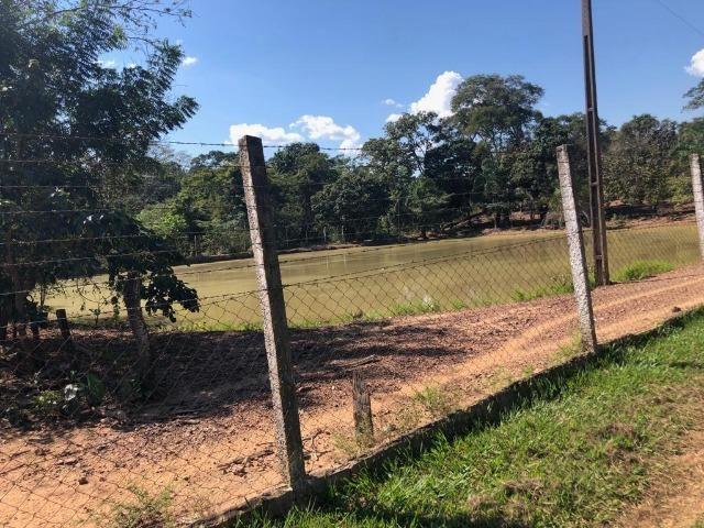 Chacara em Sto Antonio Leverger 110metros de Beira de Rio C/Tanque de Peixes Arvores Fruti - Foto 17