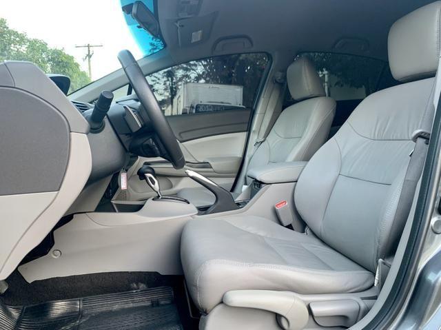 Civic LXR 2.0 2014, câmbio automático e bancos em couro(preço melhor para venda) - Foto 8