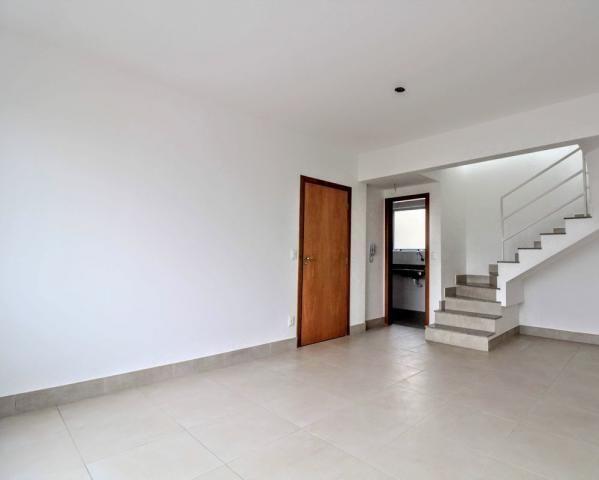 Cobertura à venda, 3 quartos, 2 vagas, nova suíça - belo horizonte/mg - Foto 2