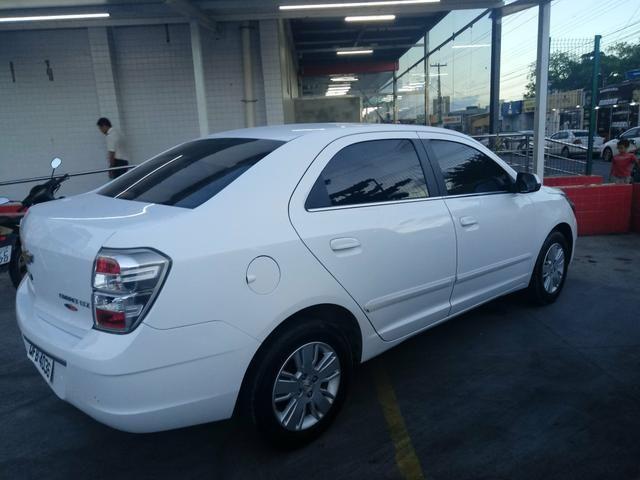Chevrolet Cobalt 1.8 LTZ Automático, Unica Dona- Novíssimo 35.800 Km, Top da Categoria - Foto 4