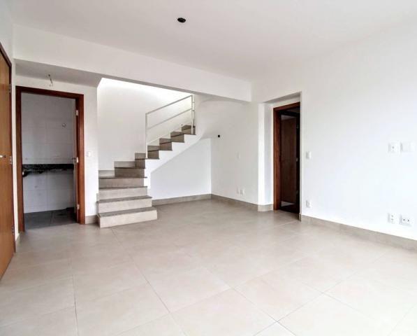 Cobertura à venda, 3 quartos, 2 vagas, nova suíça - belo horizonte/mg