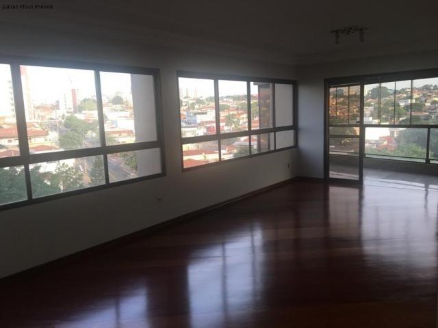 Apartamento à venda com 4 dormitórios em Jardim paraíso, Campinas cod:A009713