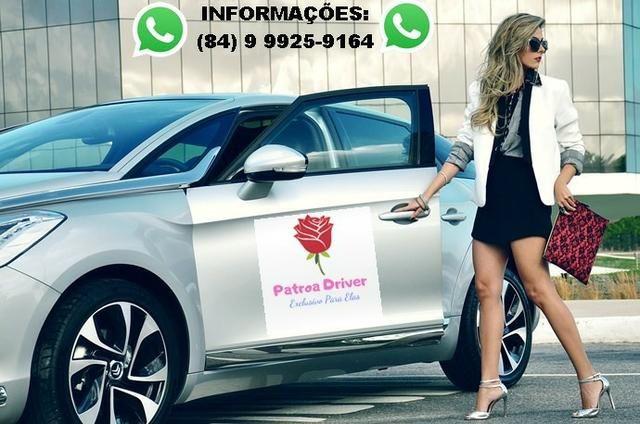 Procuramos De Inicio 19 Motoristas Mulheres Para Trabalhar No Aplicativo (Patroa Driver)
