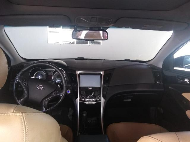 Hyundai Sonata 2.4 16v 2010/11 automático - Foto 7