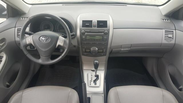 Corolla XEI 1.8 AT - 2010 - Foto 17