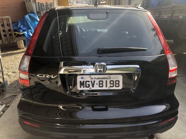 Honda cr-v automática 4x4 com teto solar - Foto 7