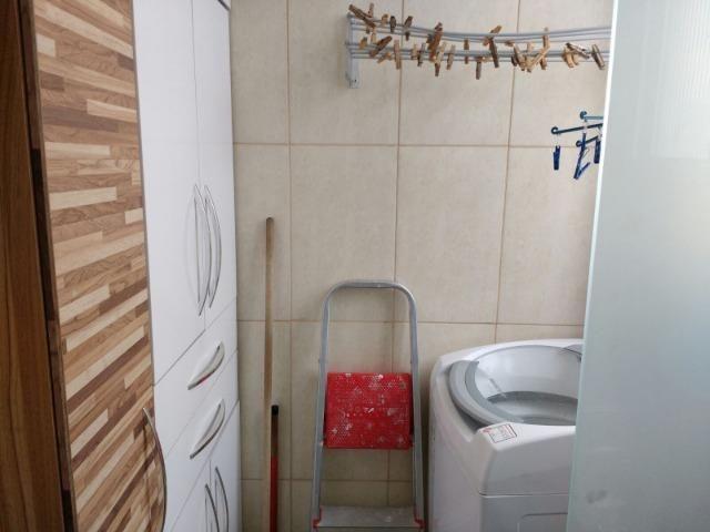 Excelente apartamento, todo em porcelanato, acabamento de primeira qualidade - Foto 19