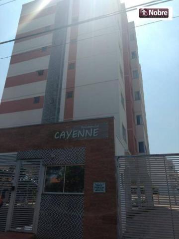 Apartamento com 2 dormitórios para alugar, 70 m² por r$ 995,00/mês - plano diretor sul - p - Foto 2