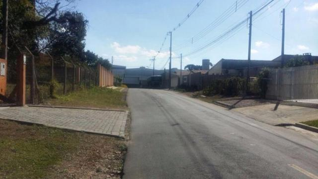 Terreno à venda, 459 m² por r$ 450.000 - boneca do iguaçu - são josé dos pinhais/pr - Foto 4