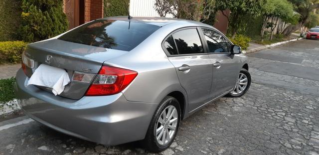 Honda Civic 1.8 LXS Flex Automático 4p - Foto 4