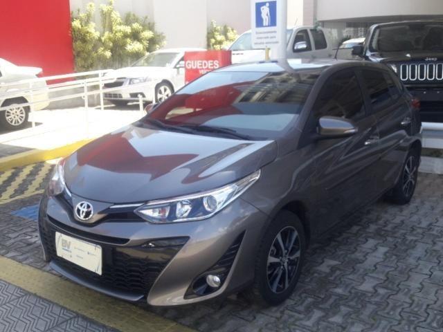 Toyota yiaris 2018/2019 1.5 16v flex xls multidrive - Foto 2