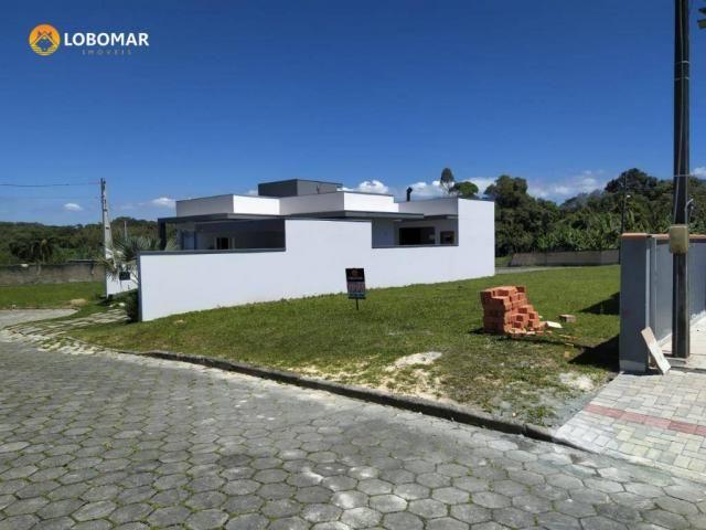 Terreno condominio fechado, 300 m² por r$ 145.000 - nossa senhora da paz - balneário piçar - Foto 4