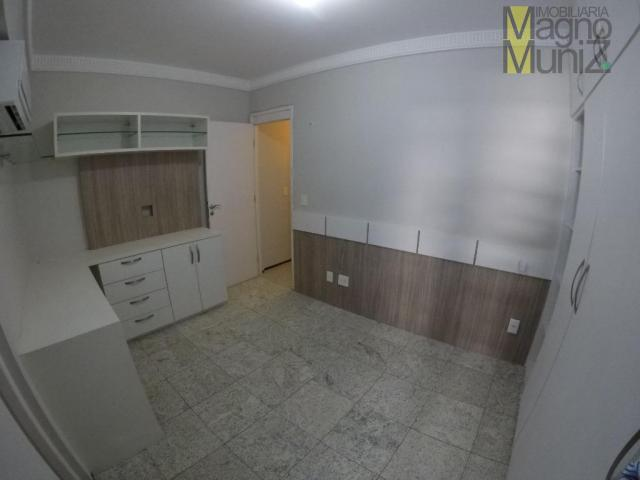 Apartamento com 3 dormitórios à venda, 116 m² por r$ 390.000,00 - cocó - fortaleza/ce - Foto 17