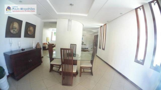 Casa com 5 dormitórios à venda, 200 m² por R$ 1.100.000 - Patamares - Salvador/BA - Foto 7