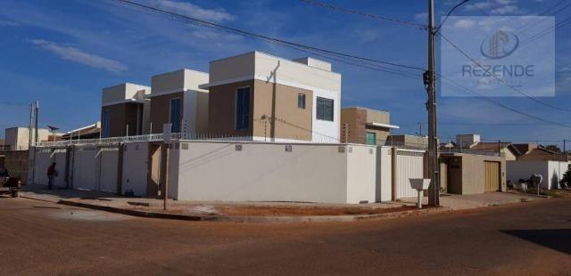 VENDA - Sobrado 2 suítes - 71 m² - R$ 210.000,00 - 604 Norte - Palmas/TO - Foto 9