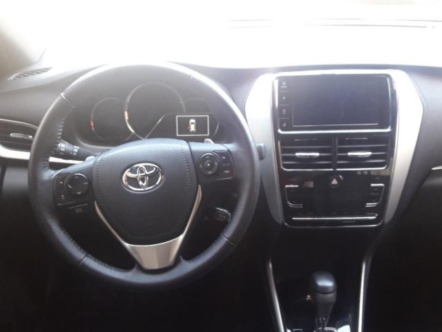 Toyota yiaris 2018/2019 1.5 16v flex xls multidrive - Foto 8