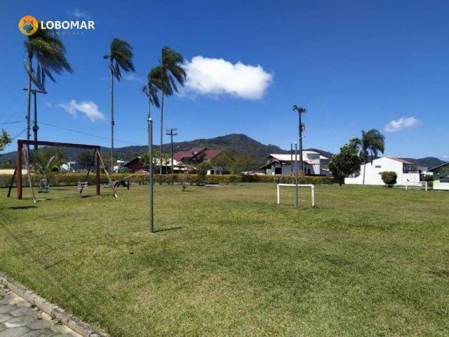 Terreno condominio fechado, 300 m² por r$ 145.000 - nossa senhora da paz - balneário piçar - Foto 9