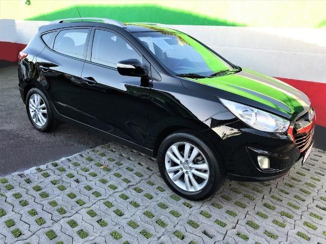 Hyundai IX35 Botão Start, Automática, Top + Kit GNV Última Geração, Baixa km. Lindo Carro! - Foto 2