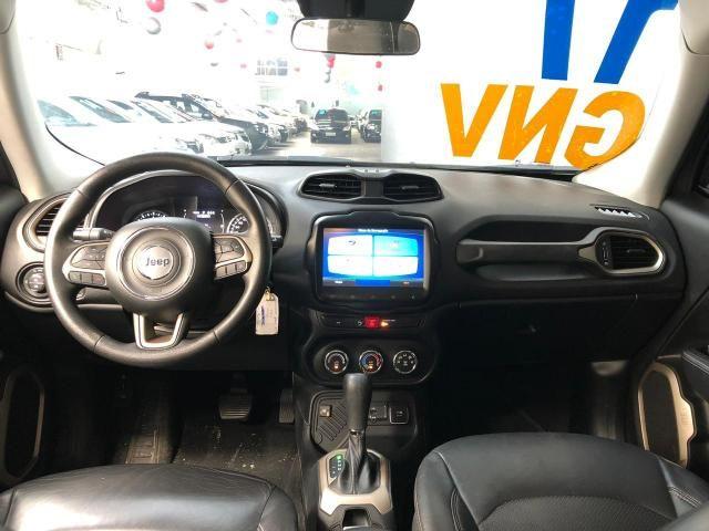 Jeep Renegade Sport Automático 2017 Gnv - Foto 2