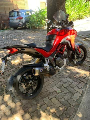 Ducati multistrada sport [zerada] - Foto 2