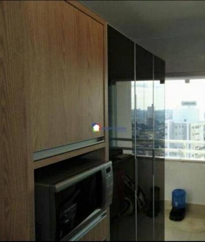 Apartamento com 2 dormitórios à venda, 69 m² por r$ 250.000,00 - parque amazônia - goiânia - Foto 20