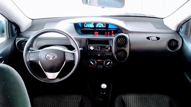 Toyota Etios Sedan X 2019 MT - Foto 7