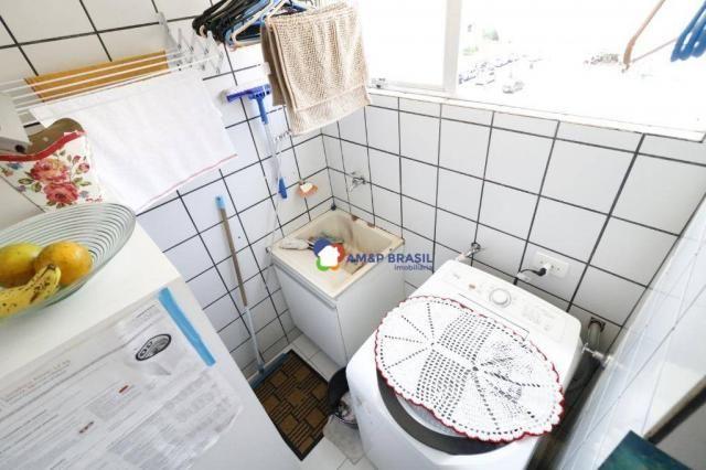 Apartamento com 3 dormitórios à venda, 80 m² por r$ 290.000,00 - setor nova suiça - goiâni - Foto 12