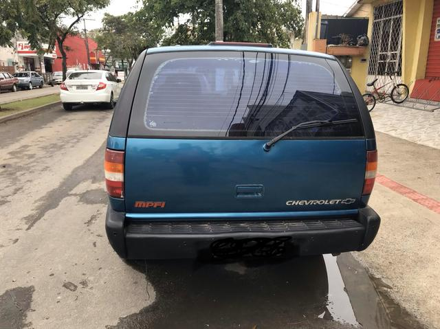 Chevrolet BLAZER 2.1 Gasolina GNV