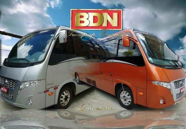 Arrendamento e Locação de Micro Ônibus