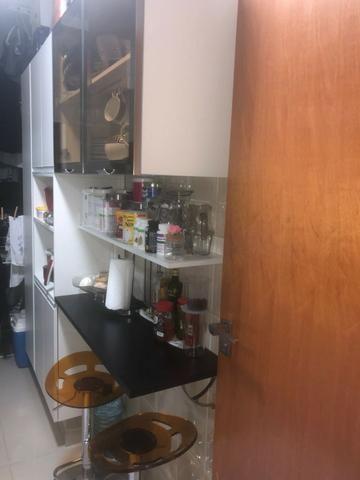 Vendo apartamento no Bueno, mobiliado, 3q com suite valor 310mil - Foto 10