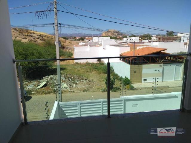 Apartamento Duplex com 4 dormitórios à venda, 160 m² por R$ 380.000 - Maternidade - Patos/ - Foto 18