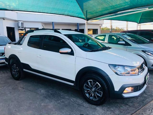 VW Saveiro Cross 1.6 CD msi 17/17 , Garantia Vw ,Nova , Oportunidade !!!! - Foto 20