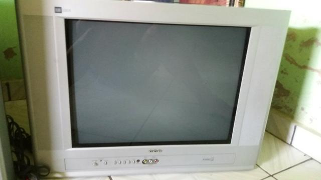 "TV cce tela plana de 21"" - Foto 2"