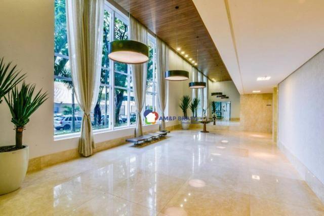 Apartamento com 4 dormitórios à venda, 175 m² por R$ 1.080.000,00 - Setor Marista - Goiâni - Foto 11