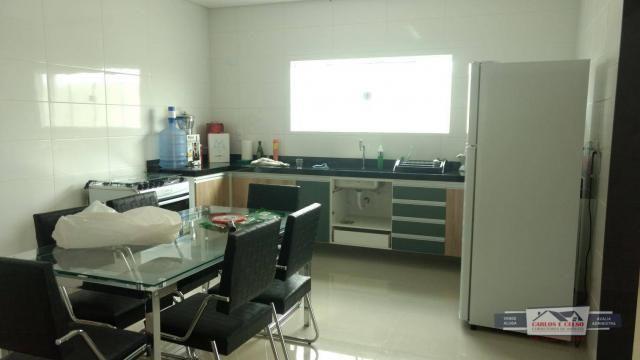 Casa com 4 dormitórios à venda, 250 m² por R$ 600.000 - Cond. Vila Real - Salgadinho - Pat - Foto 4