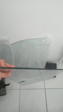 Bancada de Vidro Temperado com Suporte - Foto 4